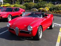 1956 Alfa Romeo Giulietta Spider Jamie S