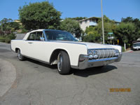 1964 Lincoln Continental Convertible Michael M