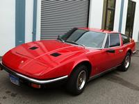 1971 Maserati Indy - Stephanie S.