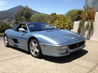 1996 Ferrari Spider Richard R