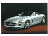 2012 Mercedes-Benz SLS Roadster Don S