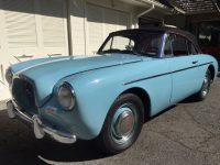 1956 Volvo 1900P - Charlie and Barbara G